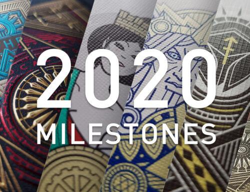 2020 Milestones
