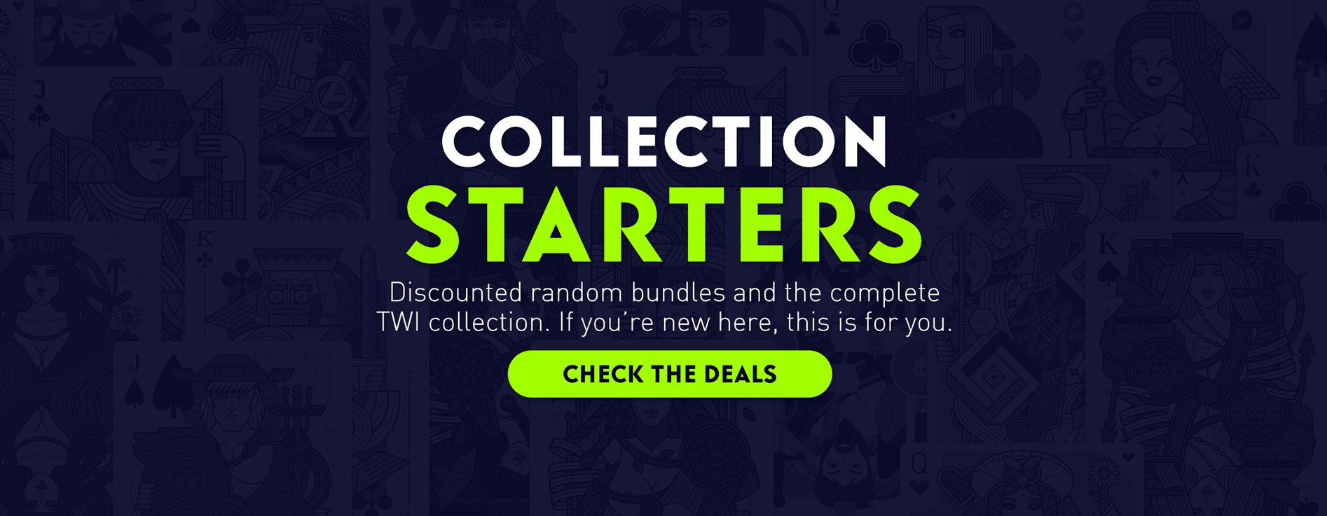 Collection Starter Discount